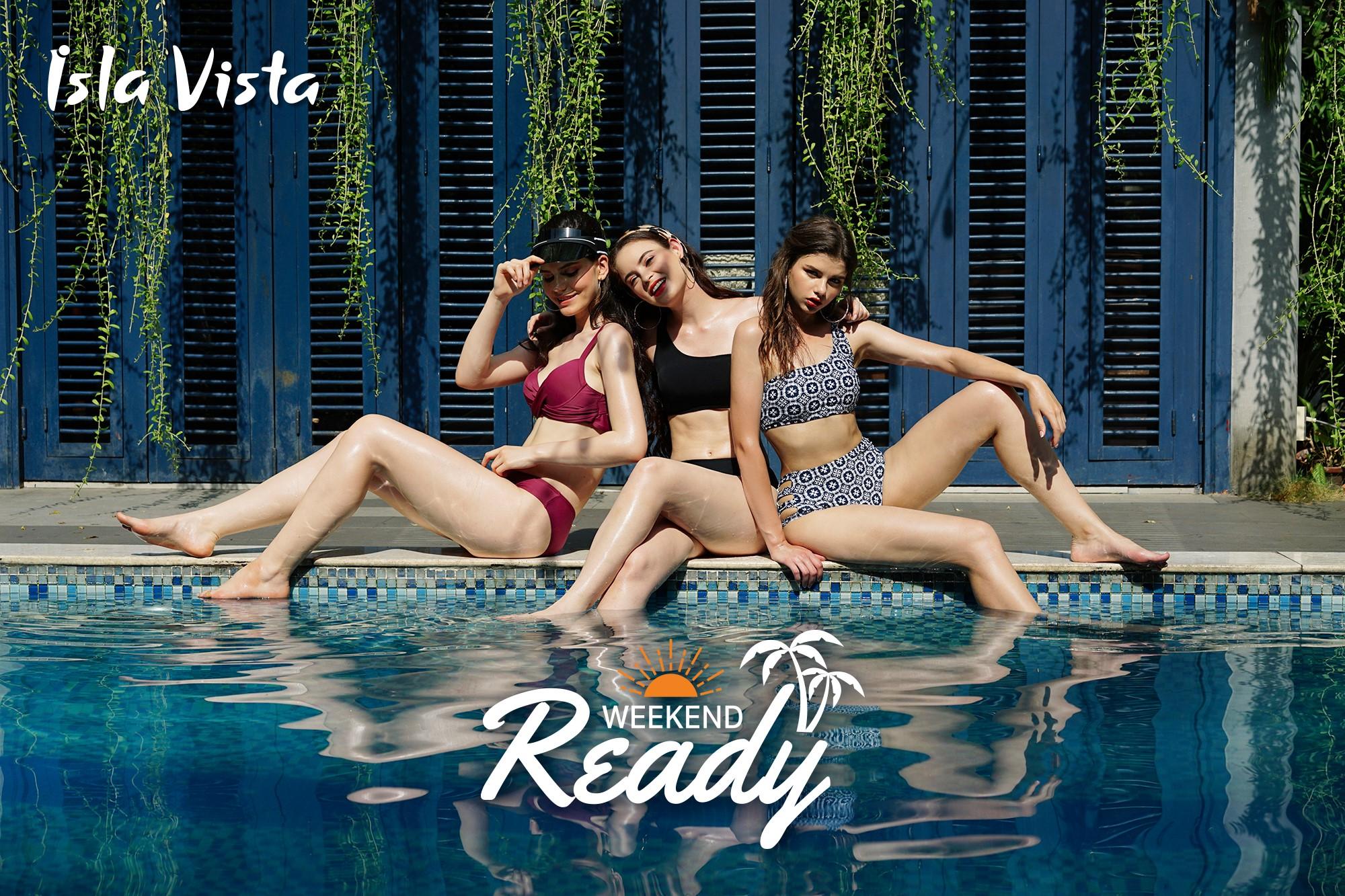 Isla Vista ra mắt những sản phẩm đồ bơi và phụ kiện cho những cô nàng sành điệu